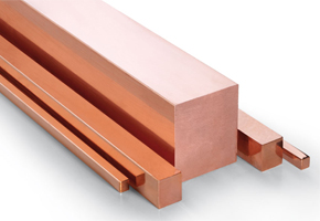 >Copper Square Bar manufacturer and exporter