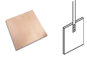 Copper Earthing Plate supplier stockist