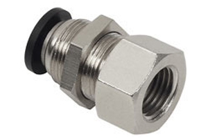 Stainless Steel Female Connector Exporter