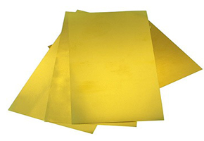 Brass Sheet manufacturer and exporter